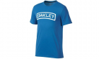 T-Shirt O-Tab Tee Bleu OAKLEY police, militaire, airsoft, outdoor