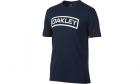 T-Shirt O-Tab Tee Fathom OAKLEY bleu marine police, airsoft, militaire, outdoor