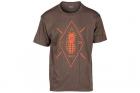 T-Shirt Pineapple Grenade Marron 5.11
