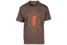 T-Shirt Pineapple Grenade Marron 5.11
