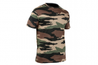 T-Shirt Strong Airflow camo centre europe TOE idéal pour les militaires et la pratique de l'airsoft