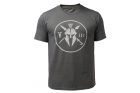 T-Shirt Three Tee Charcoal KRYPTEK
