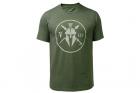 T-Shirt Three Tee Olive KRYPTEK