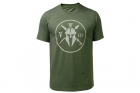 T-Shirt Three Tee Olive KRYPTEK