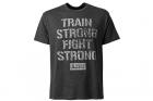 T-shirt Train Strong Charcoal 5.11