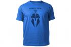T-Shirt Valkyrie Tee Patrol Blue KRYPTEK