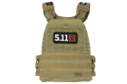 TACTEC Plate Carrier CROSSFIT Desert 5.11