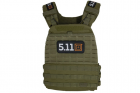 TACTEC Plate Carrier CROSSFIT OD 5.11