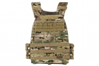 TACTEC Plate Carrier Multicam 5.11