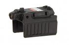 Tactical Compact Hight Glock  Red Laser Sight
