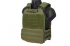 Tactical Plate Carrier Laser Cut Olive GFC
