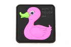 Tactical Rubber Duck Rubber Patch