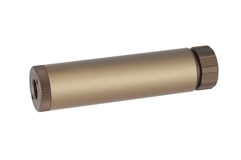 Tactical Silencer FDE for FNX-45 / HK45 - FDE Tokyo Marui