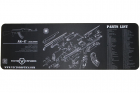 Tapis Bench Mat AK47 Vector Optics