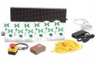 Targets System XTS-105 12 cibles Xcortech idéal pour le tir d'entrainement en airsoft