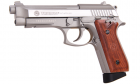 TAURUS PT92 Hairline Silver CO2
