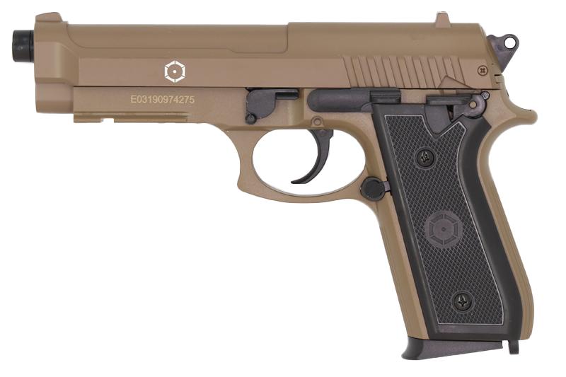 Taurus PT92 Tan Spring Cybergun