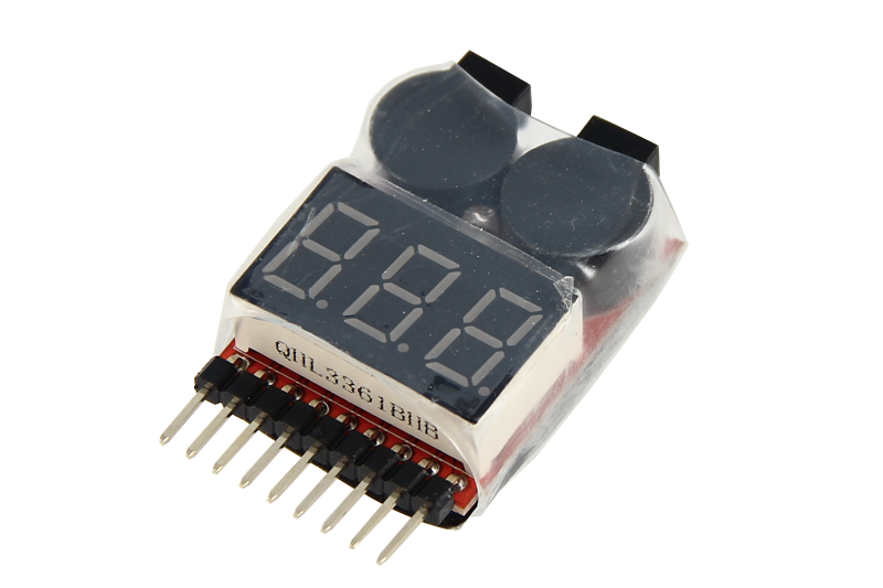 Testeur Lipo LCD