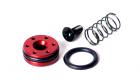 Tête de piston Nine Ball DYNA pour GBB Tokyo Marui Hi-Capa 5.1 / 4.3 / M1911A1 / P226 / Model 26 / 26 Advance