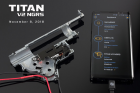 TITAN V2 (Advanced) Marui Next Gen Cablage Arriere GATE