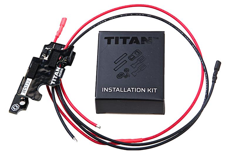 TITAN V2 (Advanced) Marui Next Gen Cablage Avant GATE
