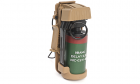 TMC Flashbang Grenade Pouch w/ Dummy BB Can - CB