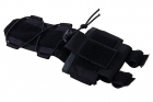 TMC MK3 Battery Case for Helmet - Black