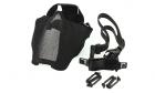 TMC PDW Soft Slide 2.0 Mesh Mask - Black