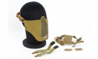 TMC PDW Soft Slide 2.0 Mesh Mask - Khaki
