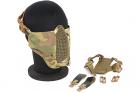 TMC PDW Soft Slide 2.0 Mesh Mask - Multicam