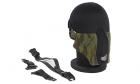 TMC PDW Soft Slide 2.0 Mesh Mask - Multicam Tropic