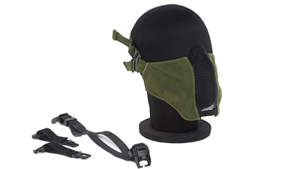 TMC PDW Soft Slide 2.0 Mesh Mask - OD