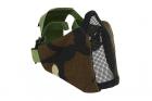 TMC PDW Soft Slide 2.0 Mesh Mask - Woodland