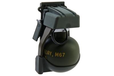 TMC QD M67 Gren Pouch with Dummy - OD