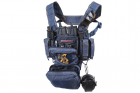 Training Mini Rig (TMR)® Nylon Melange Blue Helikon