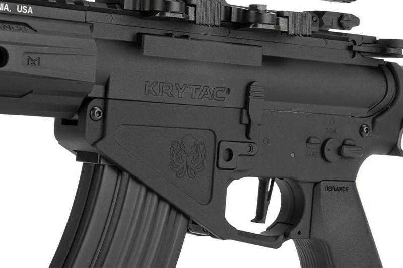 Trident 47 SPR-M S-AEG Black (Krytac