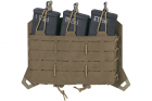 Triple Poche M4 FLAP SPITFIRE Direct Action