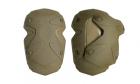 Trust HP Internal Knee Pad genouillere TAN D3O