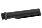 Tube de crosse M4 AEG 6 positions METAL