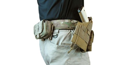 Universal Pistol Belt Taille S/M CONDOR