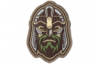 Viking Warrior Head 2 Morale Patch - Color : Multicam