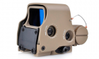 Visée holographique XPS 3-2 DE AIM réticule rouge / vert pour réplique airsoft.