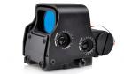 Visée holographique XPS 3-2 Noir AIM réticule rouge / vert pour réplique airsoft.
