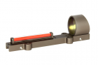 Visée point rouge 1x28 Shotgun DE AIM