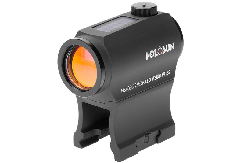 Visée point rouge HS403C Holosun