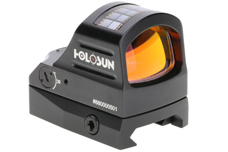 Visée point rouge HS407C Holosun