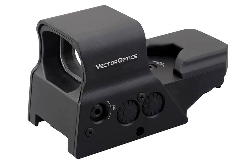 Visée point rouge Omega 8 réticules Vector Optics