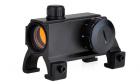 Visée point rouge pour MP5 Noir AIM pour réplique airsoft AEG