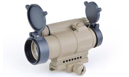 Visée point rouge/vert M4 DE AIM pour réplique airsoft AEG.