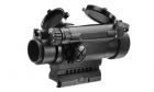 Visée point rouge/vert M4 Noir AIM pour réplique airsoft AEG.